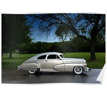 1947 Cadillac Rodtique  Poster