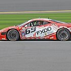 69 AIM Autosport of Team FXDD Racing with Ferrari 458 Italia by DanaSchultz