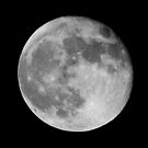 Supermoon May 6th by Steve Biederman