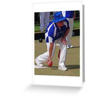 M.B.A. Bowler no. a458 Greeting Card