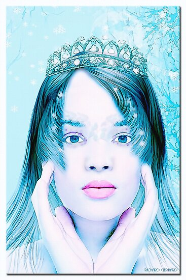 The Snow Queen by Richard  Gerhard
