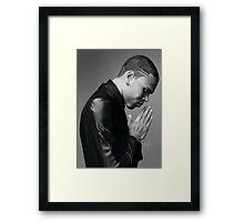 CB Fan Art Framed Print