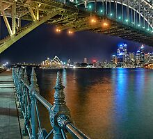 Under the Bridge by Dianne English