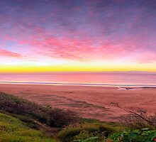 Turimetta Dawn - Turimetta Beach, Sydney Australia - The HDR Experience by Philip Johnson