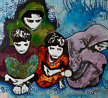 refugees by Cecilie Hole