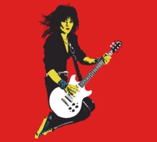Joan Jett by monsterplanet