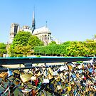 love-locked in paris by kchamula