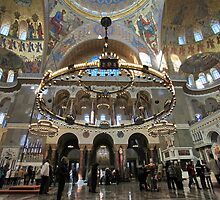 Interior of the Naval Cathedral by mrivserg
