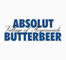 Absolut Butterbeer by ScottW93