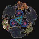 Raven Fey - Triskele by Brigid Ashwood