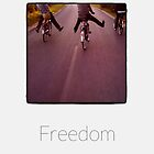 Freedom - iPhoneography by Marcin Retecki
