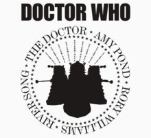 Doctor Who - 11th Doctor (ramones style) by glassCurtain