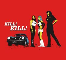 Faster Pussycat Kill! Kill! by monsterplanet