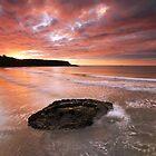 Sunset Omau by Francis Carmine