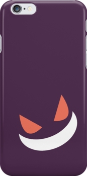 Gengar Pokemon by HeyHaydn