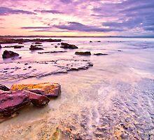 Bartletts Beach Sunrise by Daniel Akinin