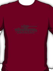 PIXEL8 | Army Tank | Black Ops T-Shirt