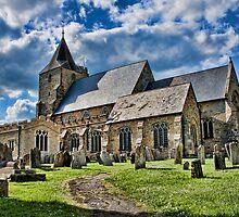 St Mary Ticehurst by Dave Godden
