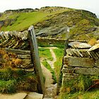 Tintagel by Mjay
