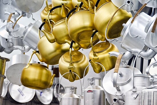 Doha: Kettles by Kasia-D