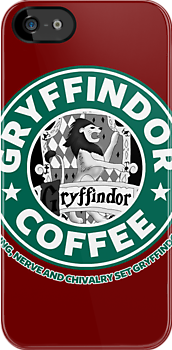 COFFEE GRYFFINDOR by alexcool