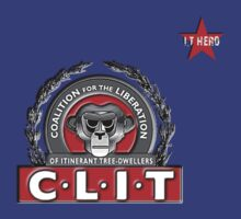 I.T HERO - C.L.I.T by AdeGee