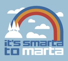It's smarta to MARTA! Alternate by MariSama