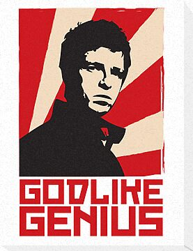 Godlike Genius 2 by Dave Welsh