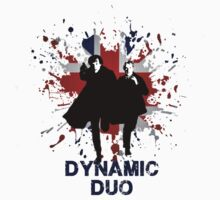 Dynamic Duo by dgoring