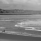 Enniscrone Beach. by Maybrick