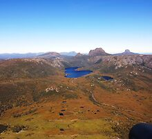 Beautiful Tasmania - Honing in on Cradle Mountain by georgieboy98