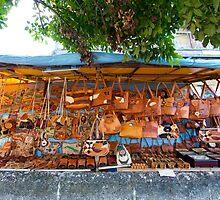 Souvenir Shop by Janice Chiu