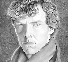 Sherlock by micheleamadesi