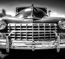 Chrome Dodge by Bob Larson
