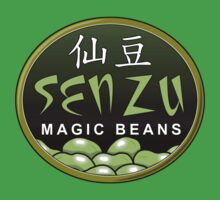 Senzu magic beans by karlangas