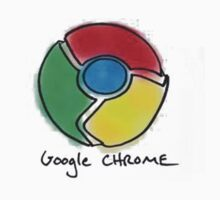 Google Chrome Internet Browser T Shirt by jackmollicone