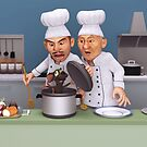 Too Many Cooks 2 - The Practical Joke by Liam Liberty