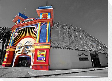 LUNA PARK by FLYINGSCOTSMAN