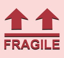 Careful - Fragile - Handle With Care by Stephen Mitchell
