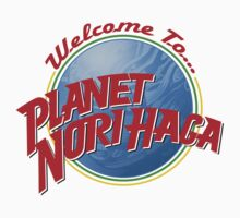 Planet Nori Haga by quigonjim