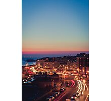 Brighton Cityscape Photographic Print