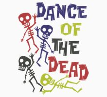 Dance of the Dead by Andi Bird