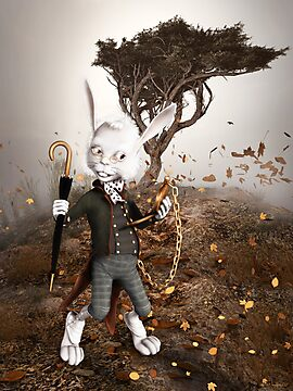 White Rabbit by Shanina Conway