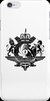 50th Anniversary James Bond Tee by bengrimshaw