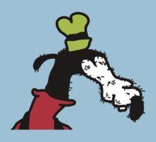 Gooby T-shirt and Sticker by Beardpuller