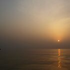 Sunset by heinrich