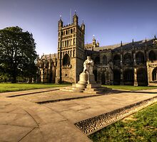 Exeter Cathedral by Rob Hawkins