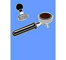 Coffee Monkey - Tools of the trade Photographic Print