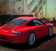 Porsche Carrera 4S by Stuart Row
