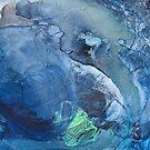 blue square II by Iris Lehnhardt